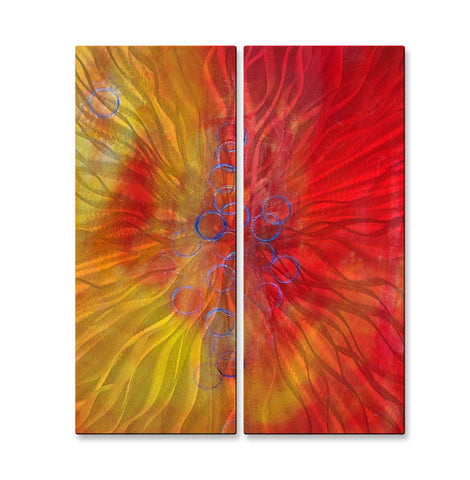 Big Bang Central Modern Wall Panels