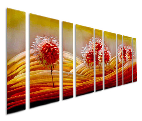 Raspberry Hill Tree Wall Art Set of 9