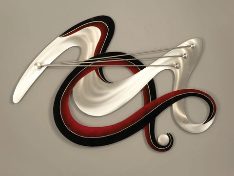 Abstract Atonement Wall Art Sculpture