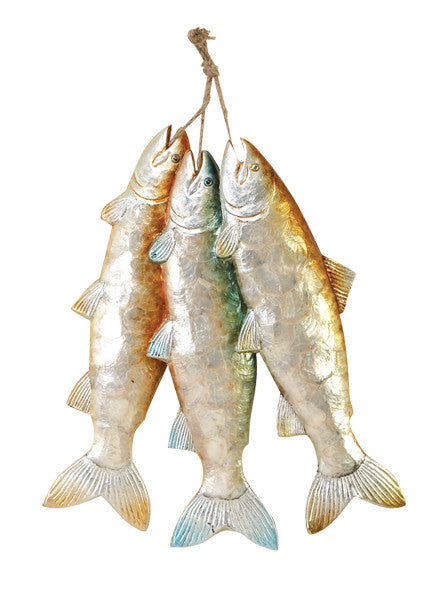 Catch of the Day Wall Hanging