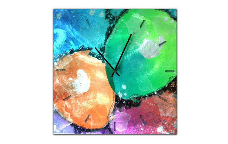 Knick of Time Wall Clock