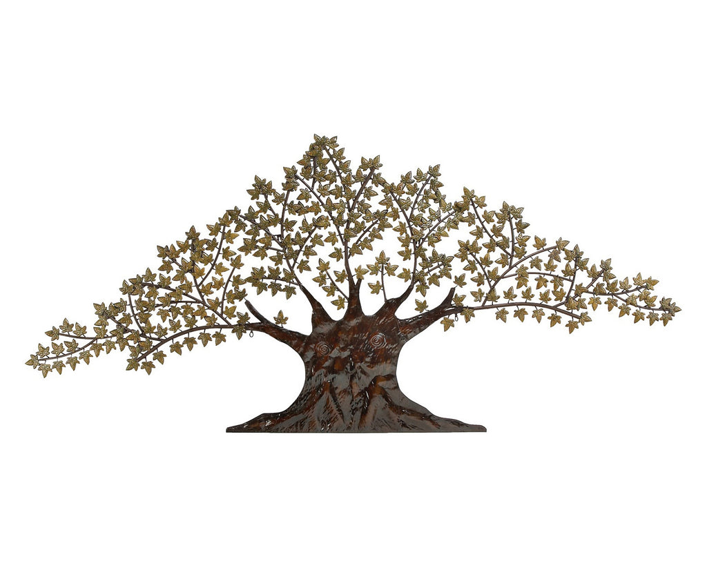 Enormous Tree of Life Metal Wall Sculpture