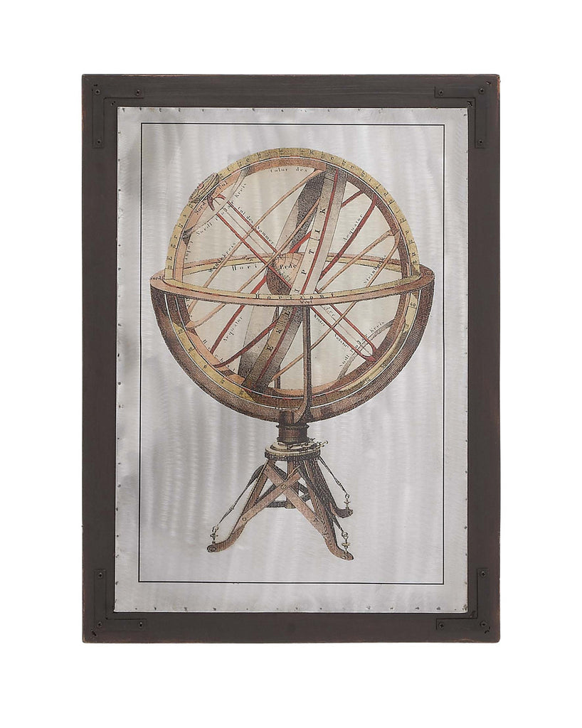 Armillary Sphere Wall Art