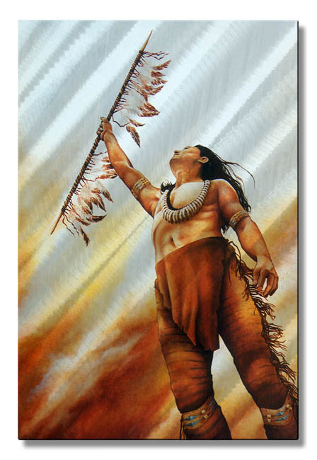 A Higher Power Native American Art