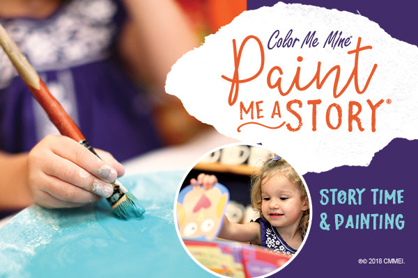 Paint Me a Story Kits with Boulder Bookstore!
