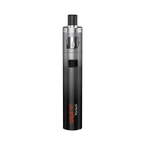Aspire Pockex Vape Pen Kit Grey Gradient | VapourOxide Australia