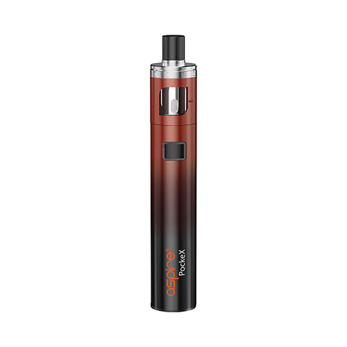 Aspire Pockex Vape Pen Kit Red Gradient | VapourOxide Australia