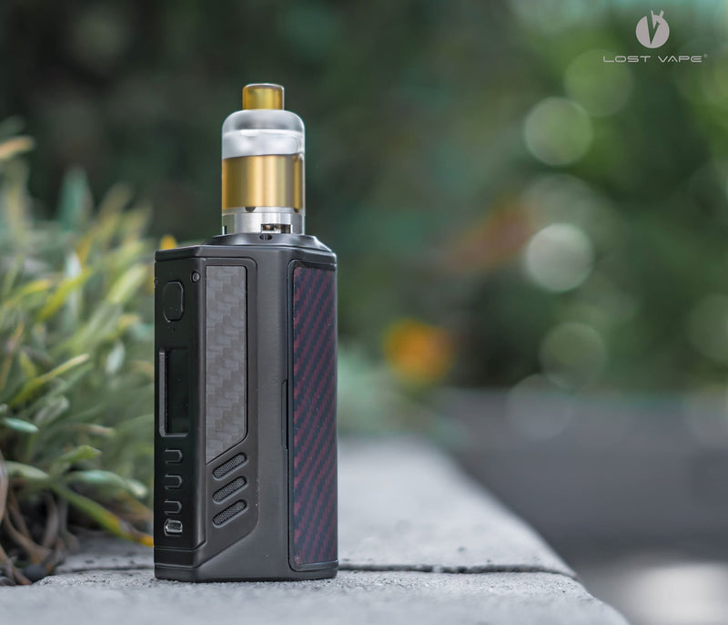Triade DNA250C - Lost Vape - NEW REPLAY! - VapourOxide Australia