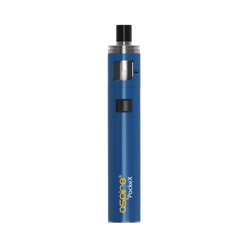 Aspire Pockex Vape Pen Kit Blue | VapourOxide Australia