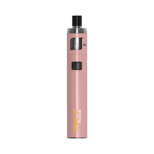 Aspire Pockex Vape Pen Kit Rose Gold | VapourOxide Australia