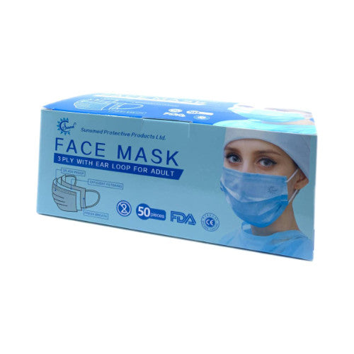 Disposable Face Mask FDA Approved | VapourOxide Australia