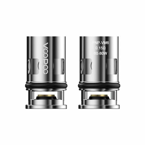 Voopoo replacement pnp coils VM6