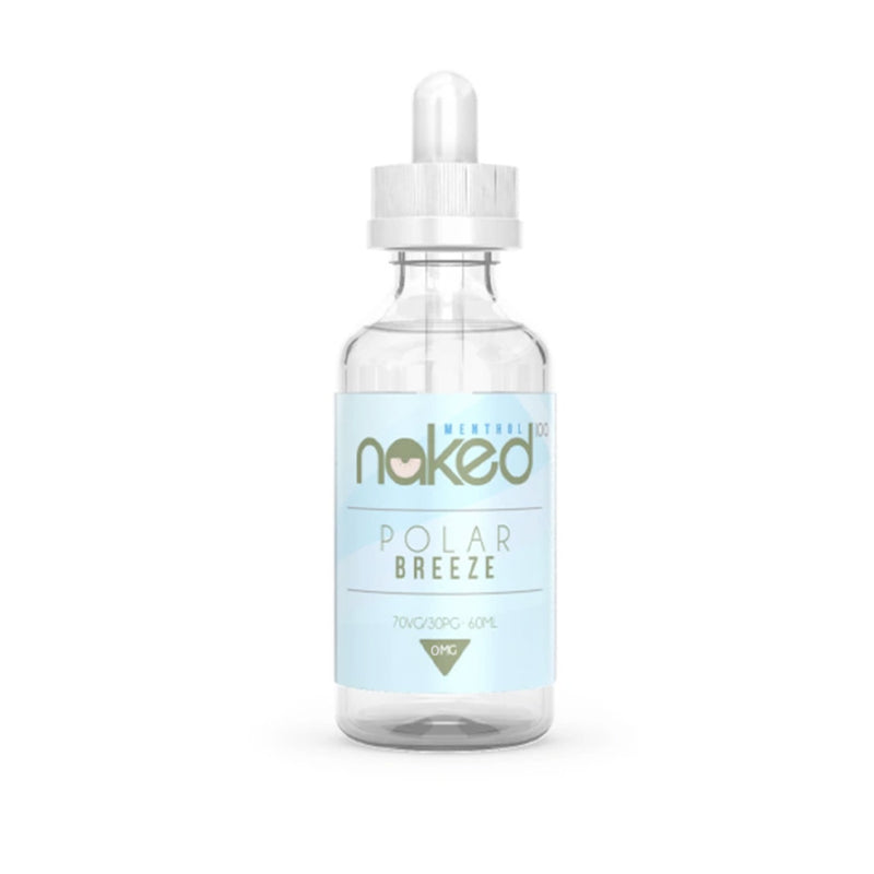 Polar Breeze - Naked 100 - VapourOxide Australia