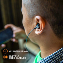 Load image into Gallery viewer, Mulo Basszuka 300 In-Ear Wired Earphone with mic - mulo.in