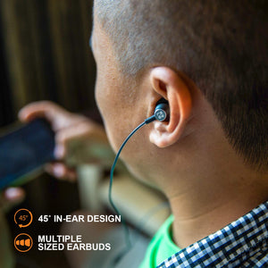 Mulo Basszuka 300 In-Ear Wired Earphone with mic - mulo.in