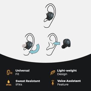 Mulo Wonderbuds 500 Truly Wireless Earphone(TWS) - mulo.in