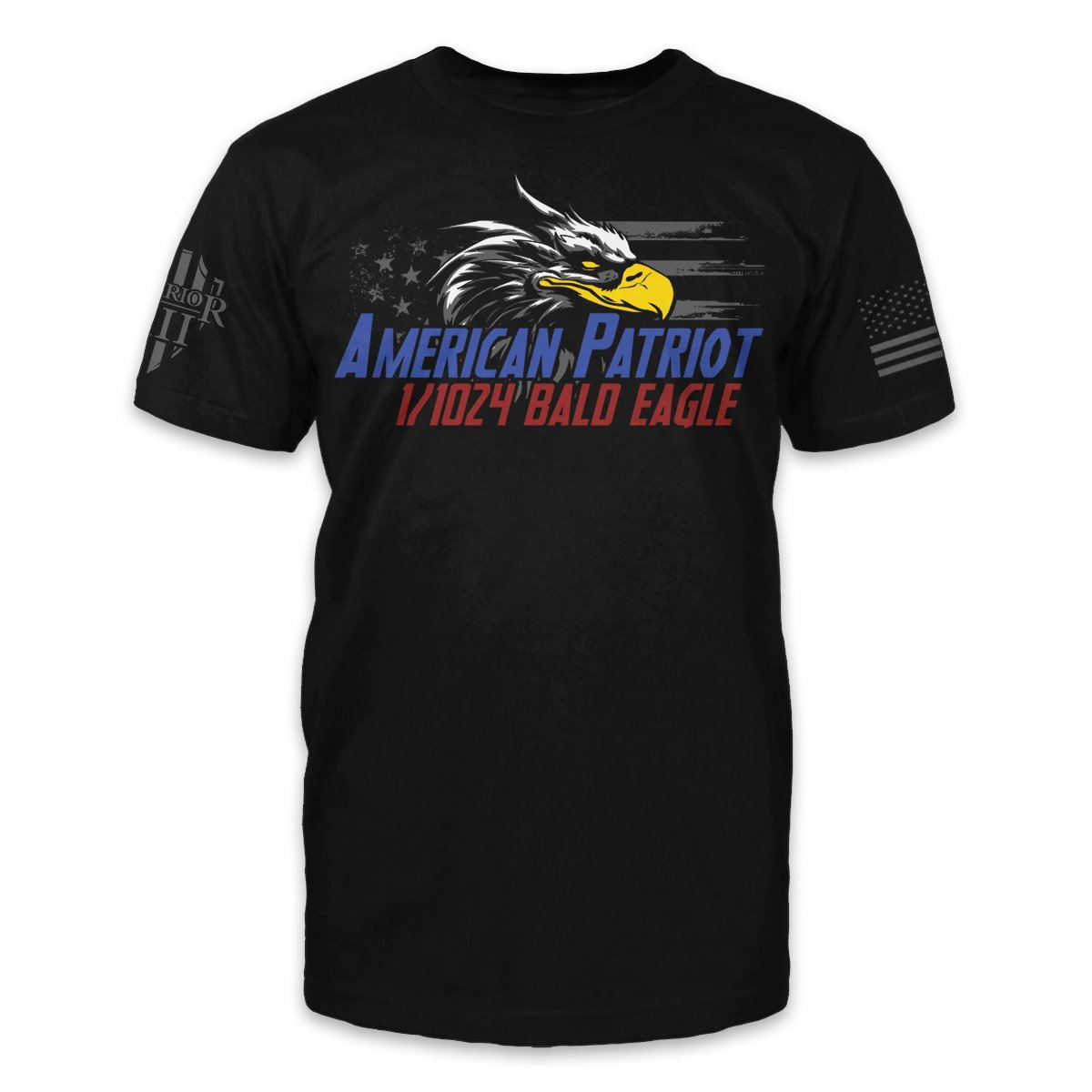 1/1024 Bald Eagle Shirt