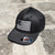 Betsy Ross Flag Black Flexfit Hat