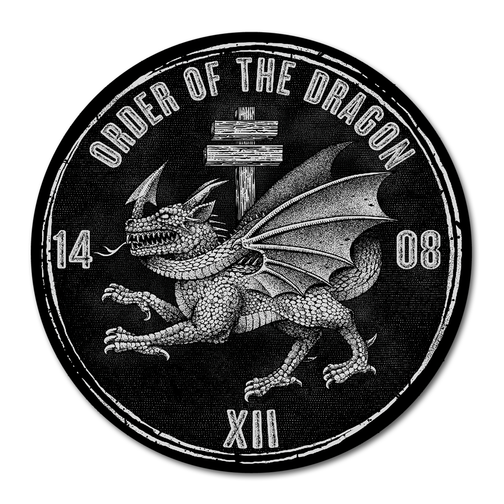 Order of the Dragon Decal