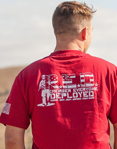 R.E.D. - REMEMBER EVERYONE DEPLOYED
