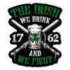 The Irish Decal