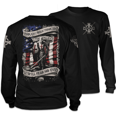 American Crusader Long Sleeve