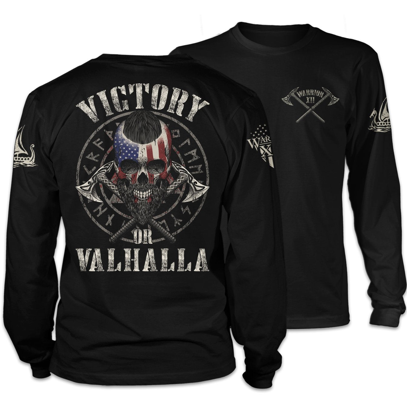 American Viking Long Sleeve
