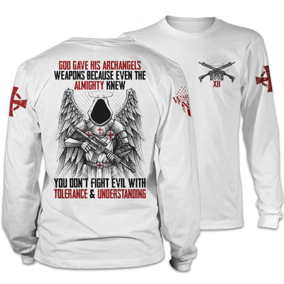 Archangels Weapons Long Sleeve
