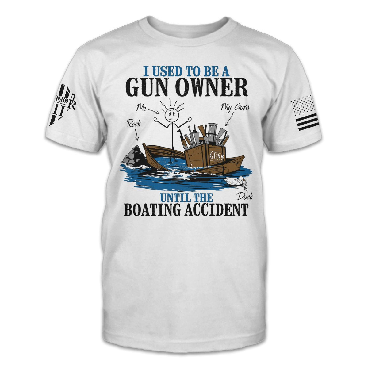 Boating Accident Shirt