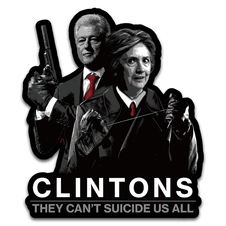 They Can't Suicide Us All Decal