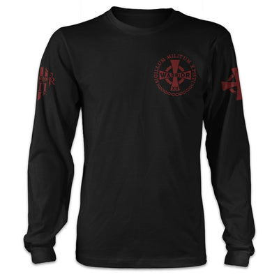 Deus Vult Long Sleeve