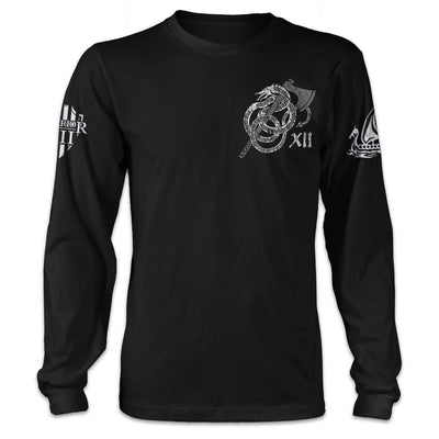 Die Like A Warrior Long Sleeve