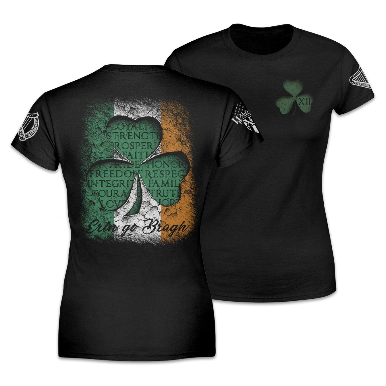 Erin go Bragh Women's Relaxed Fit Shirt