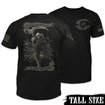 Fear The Reaper Shirt Combo Tall Size