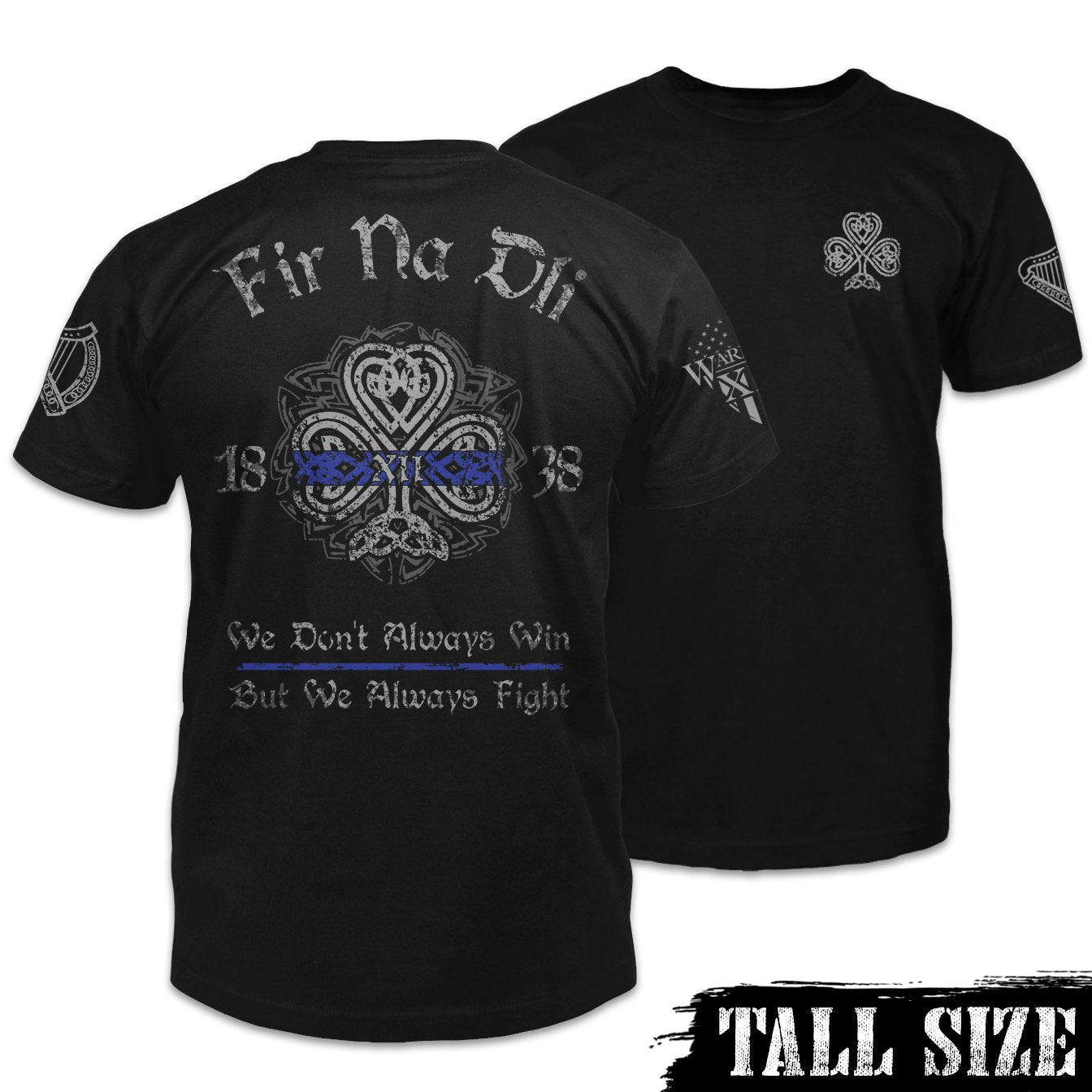 Fir Na Dli Shirt Combo Tall Size
