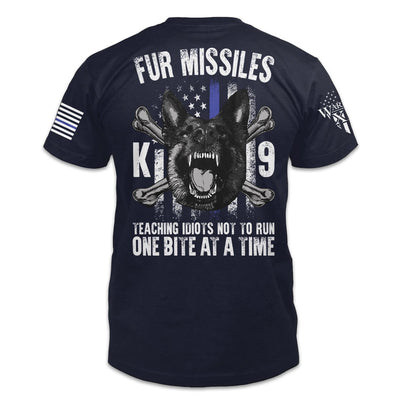 Fur Missile Shirt