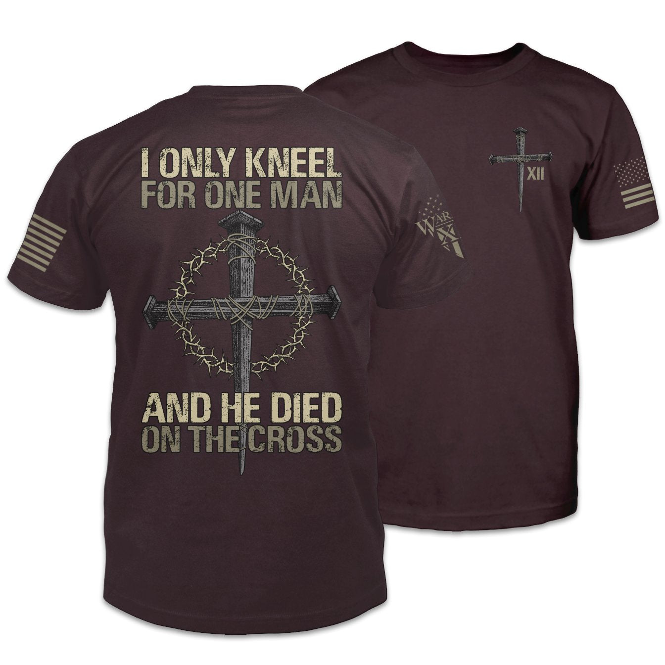 I Only Kneel For One Man Shirt