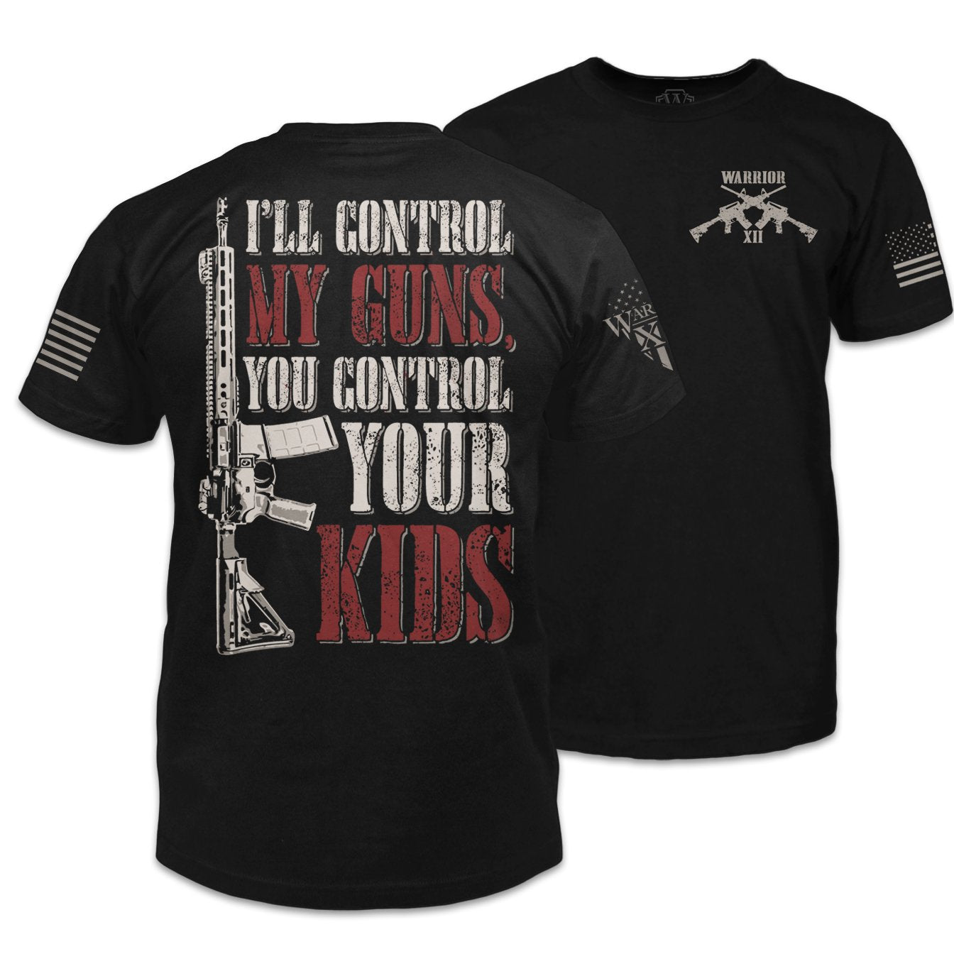 I'll Control My Guns Shirt