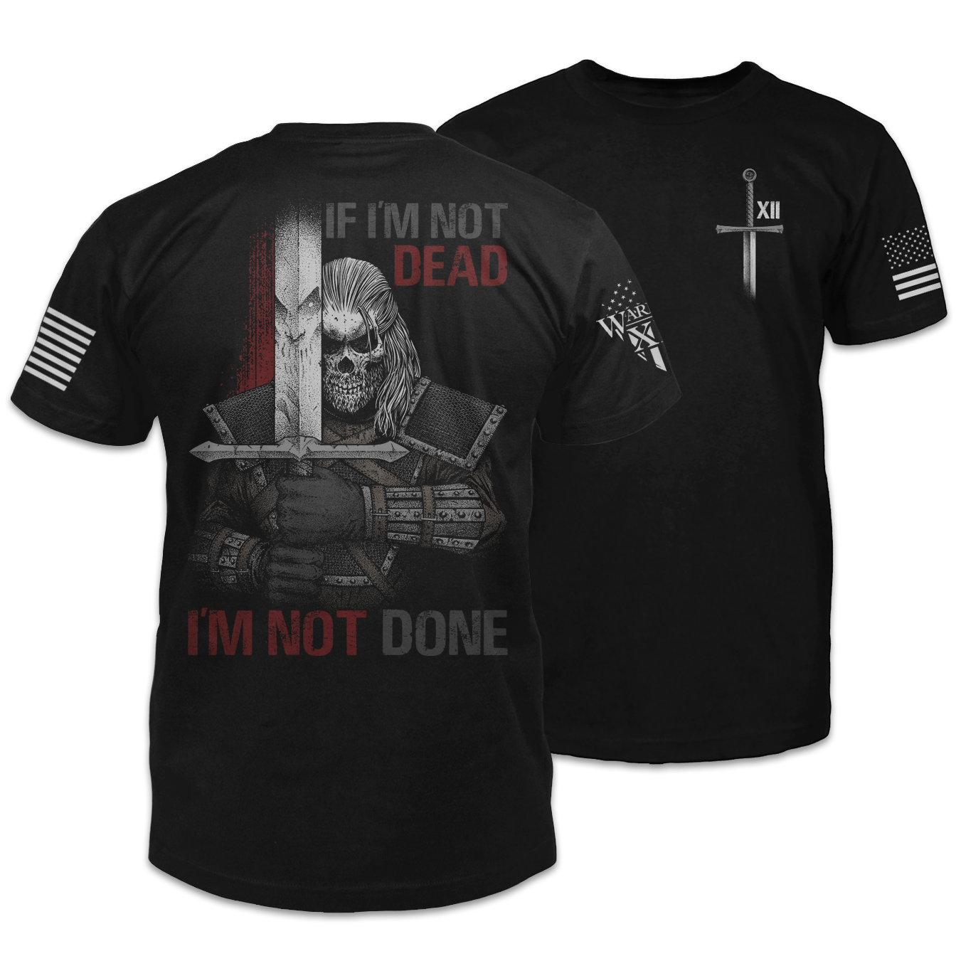 Not Dead Yet Shirt