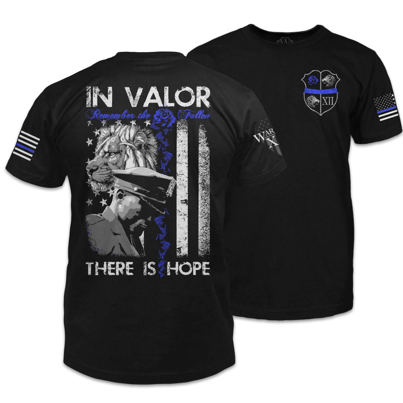 Police Week In Valor Shirt