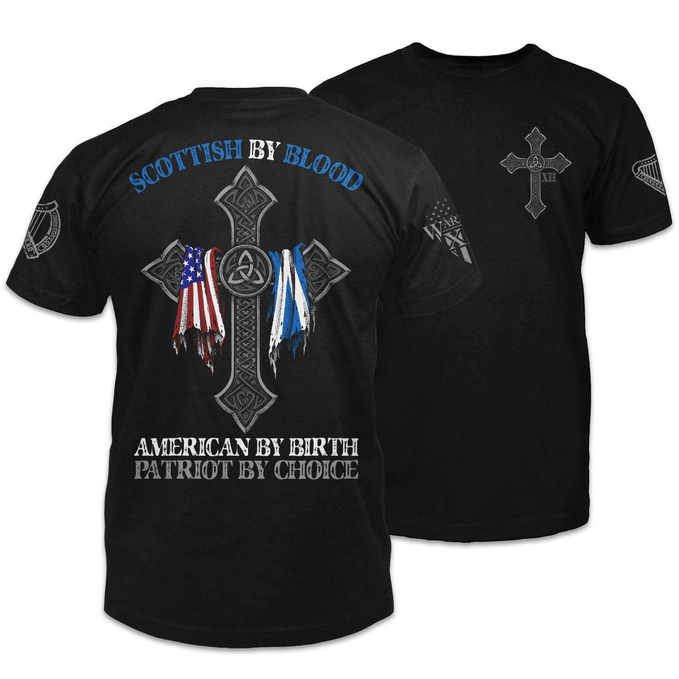 Scottish By Blood Shirt
