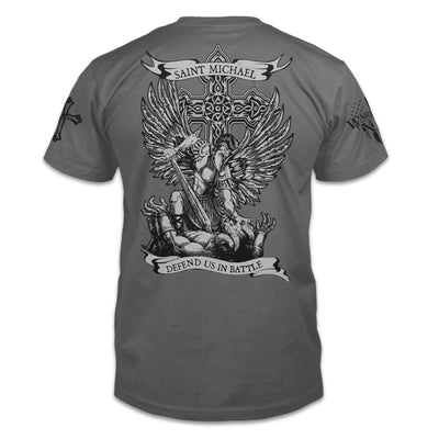 Saint Michael Archangel Shirt