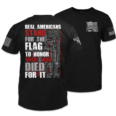 Stand For The Flag Shirt