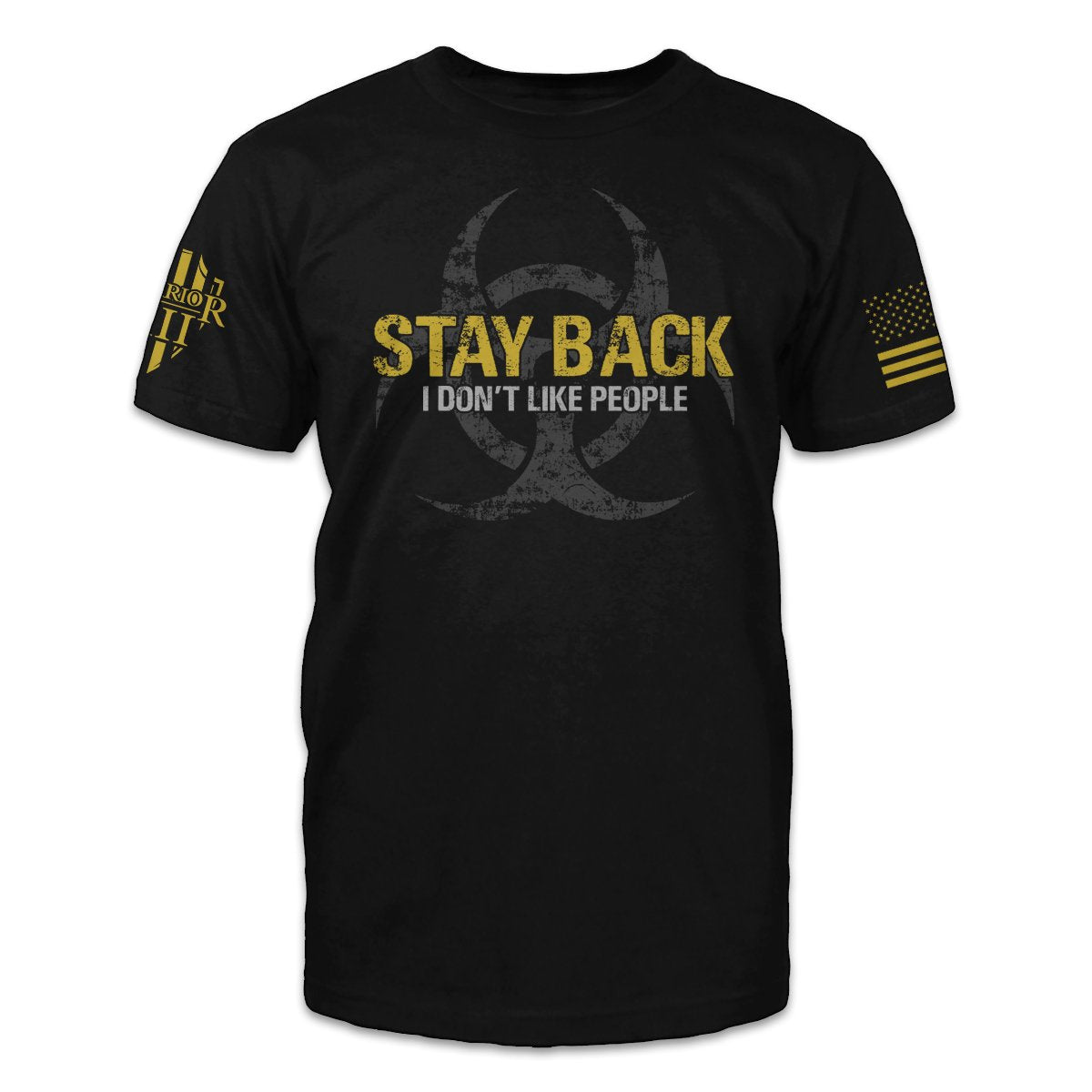 Stay Back Shirt