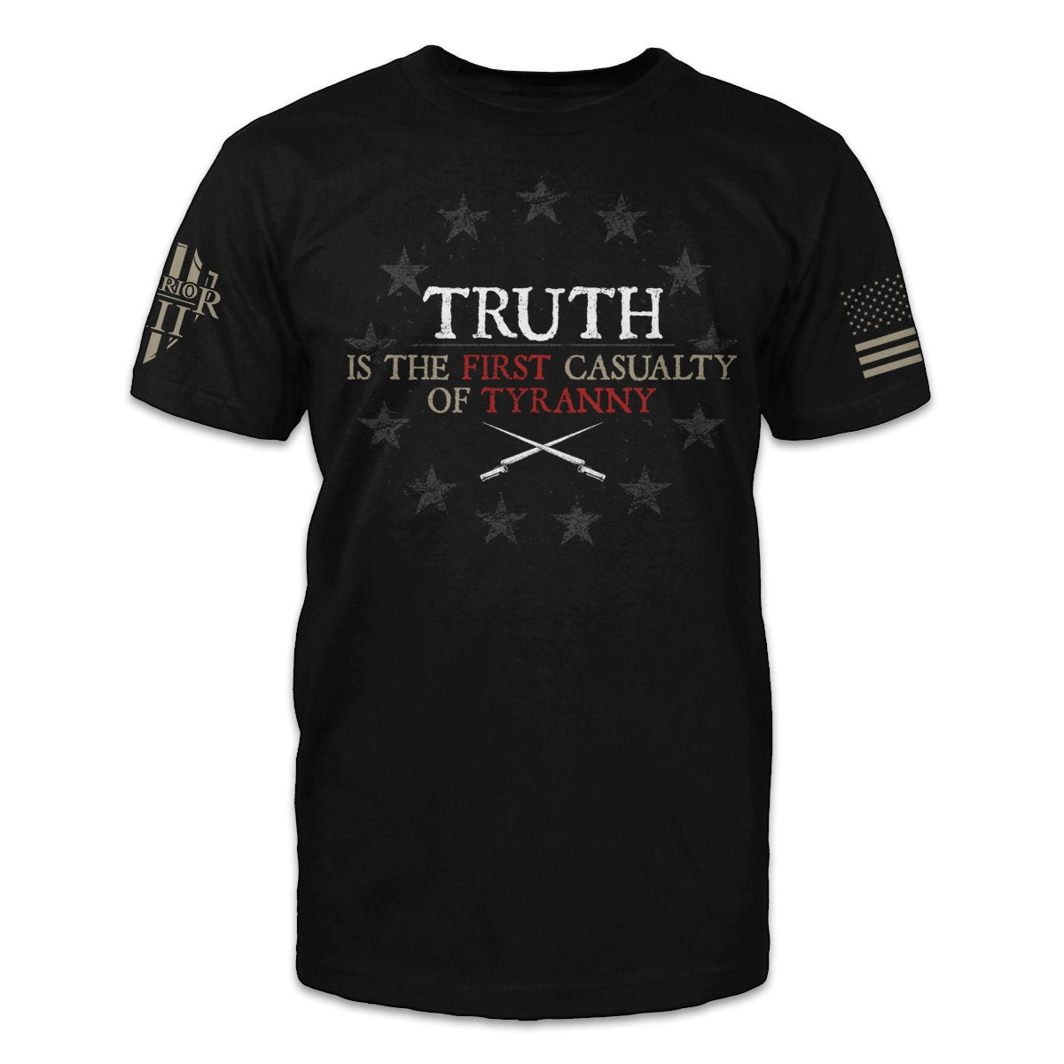 Truth The First Casualty Shirt