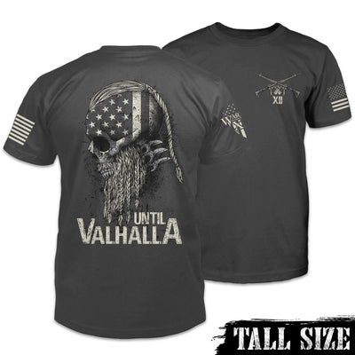 Until Valhalla Shirt Combo Tall Size