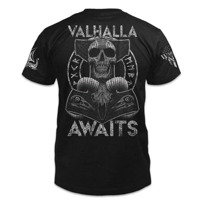 Valhalla Awaits Shirt