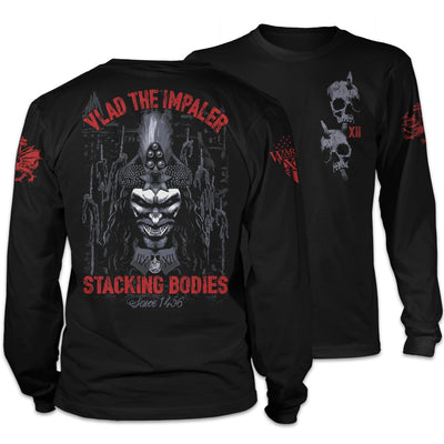 Vlad The Impaler Long Sleeve