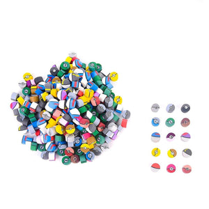 Totem World 300 Miniature Poke Ball Erasers