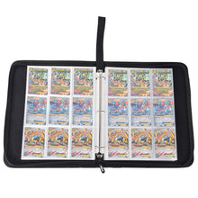 Load image into Gallery viewer, Totem World 3-Ring Black Zipper Binder with 40